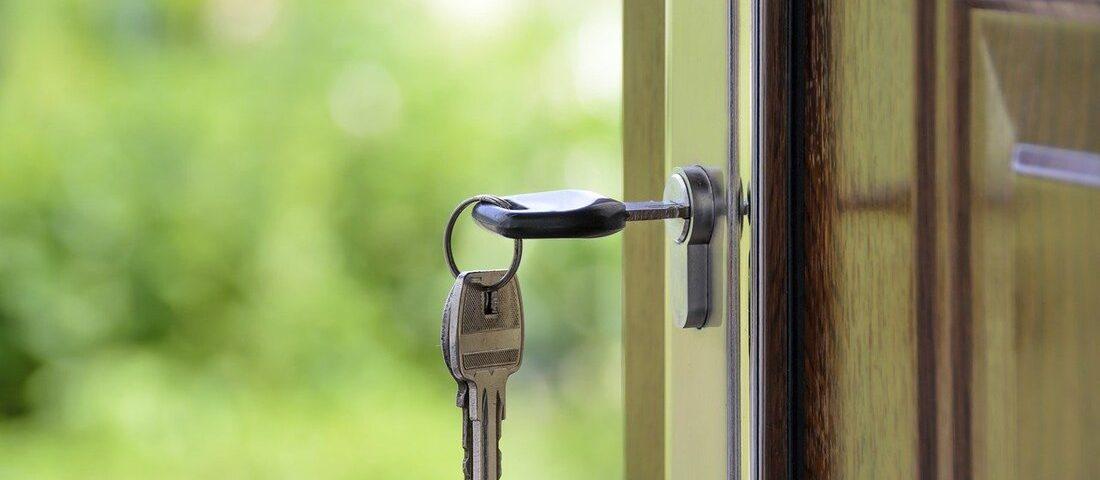 organizzare chiavi di casa